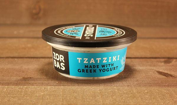 Gluten Free Tzatziki