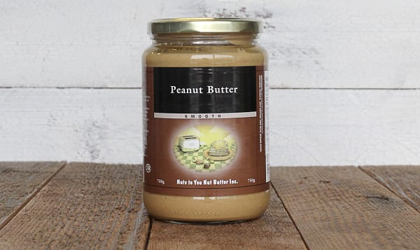 Blanched Smooth Peanut Butter