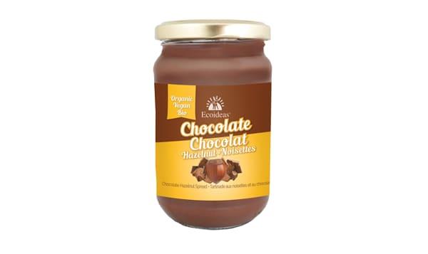 Organic Vegan Chocolate Spread