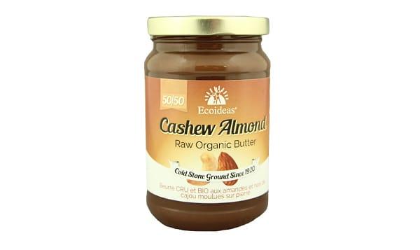 Organic Almond & Cashew Butter