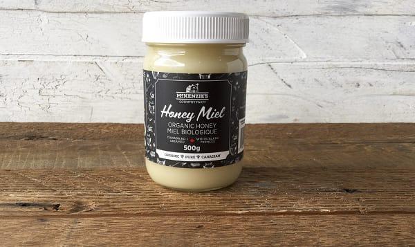 Organic Creamed No. 1 White Honey