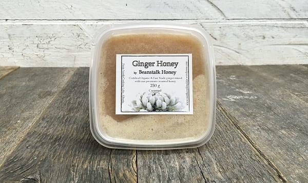 Ginger Honey