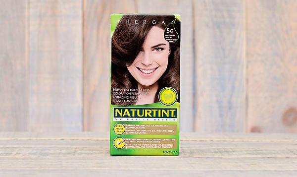 Naturtint Green Technologies 5G (Light Golden Chestnut)