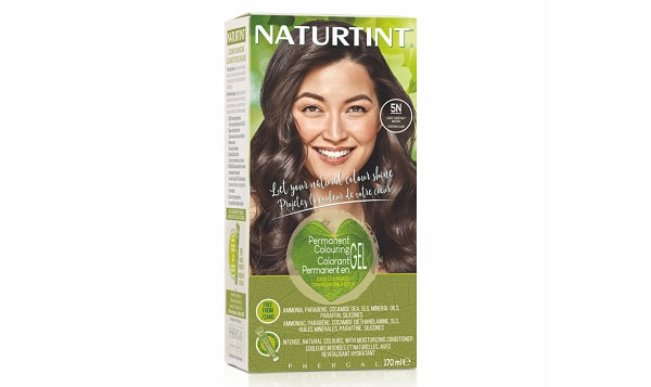 Naturtint Green Technologies 5N (Light Chestnut Brown)