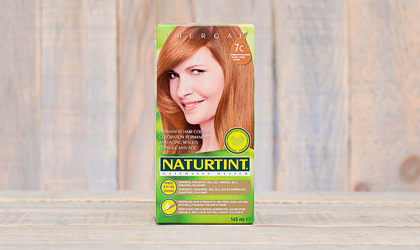 Naturtint Green Technologies 7C (Terracotta Blonde)