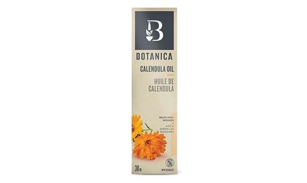 Calendula Oil - Topical Antiseptic & Healing Oil