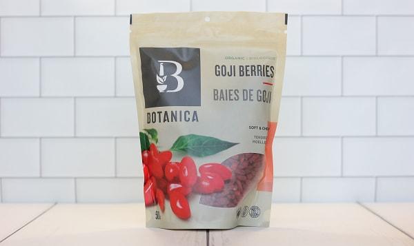 Organic Goji Berries (Certified)