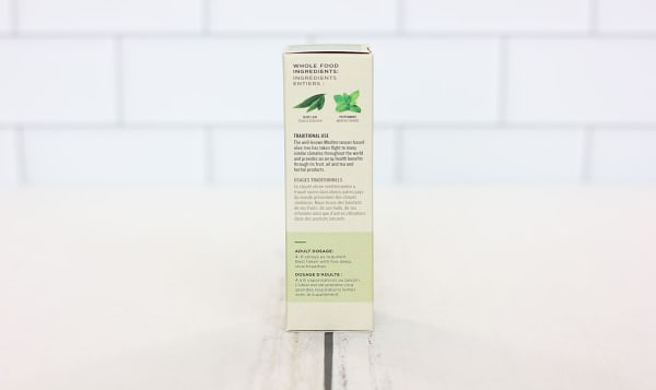 Olive Leaf Throat Spray - Peppermint