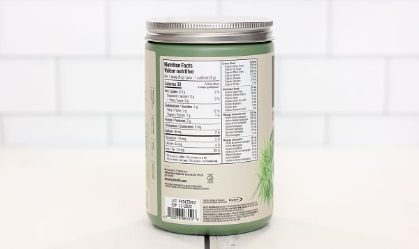 Organic Perfect Greens - Unflavoured (Certified)