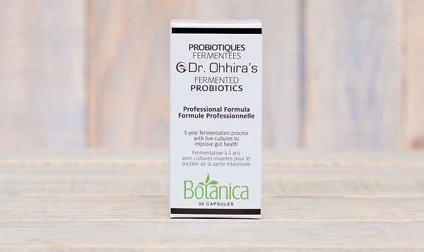Dr Ohhira's Probiotics by Botanica Professional