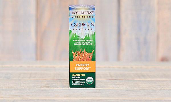 Organic Cordyceps (Cordyceps Sinensis) Extract