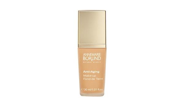 Anti-Aging Makeup - Natural