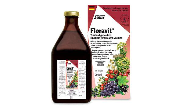 Floravit®Yeast and Gluten Free
