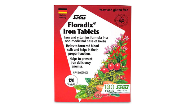 Floradix® Iron Tablets