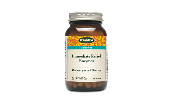 Immediate Relief Digestive Enzymes