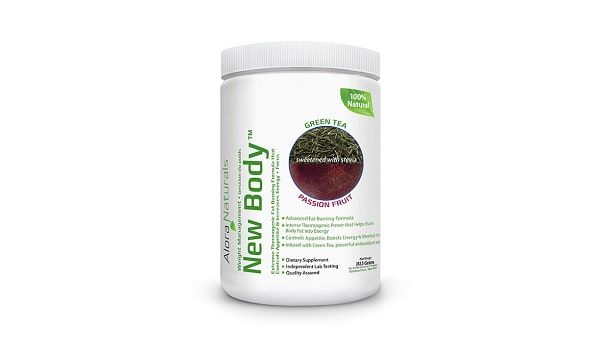 New Body ™ - Passion Fruit Green Tea