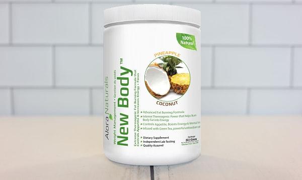 New Body™ - Pineapple Coconut