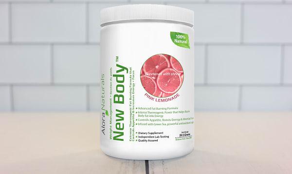 New Body™ - Pink Lemonade