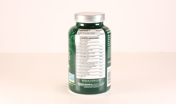 Organic Whole Greens Powder