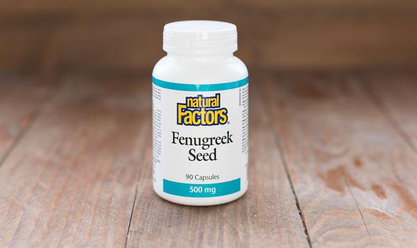 Fenugreek Seed 500mg