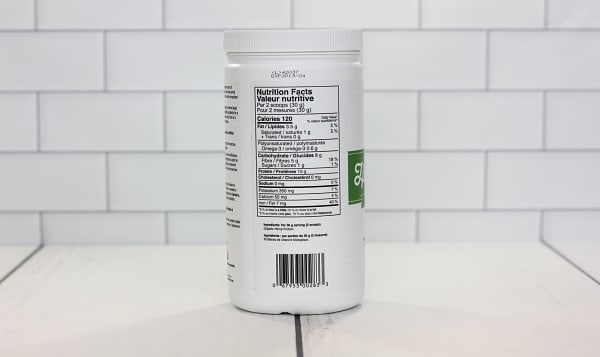 Organic Hemp Protein - Natural