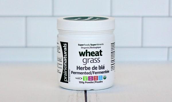 Organic Fermented Wheat Grass Powder