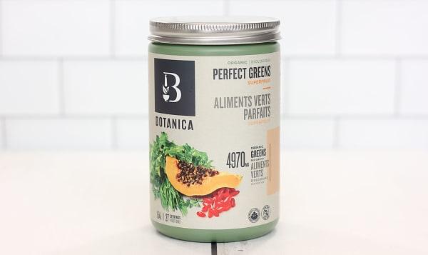 Organic Perfect Greens - Superfruit
