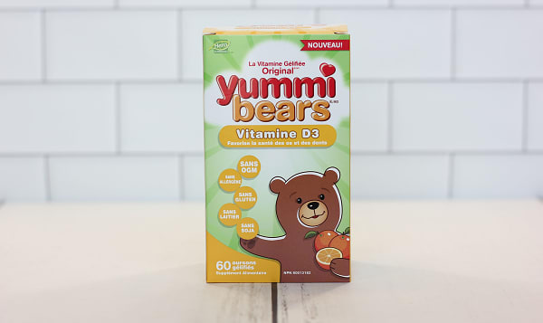 Yummi Bears - Vitamin D3