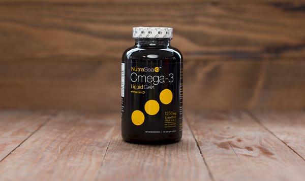 NutraSea +D Omega 3, softgels