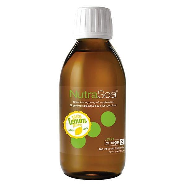NutraSea Omega 3 - Lemon Flavour