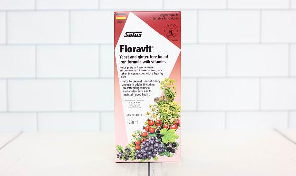 Salus® Floravit® (Yeast-Free)