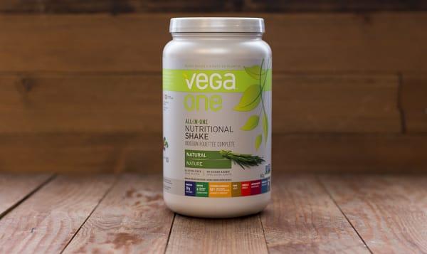 Vega One Nutritional Shake - Natural