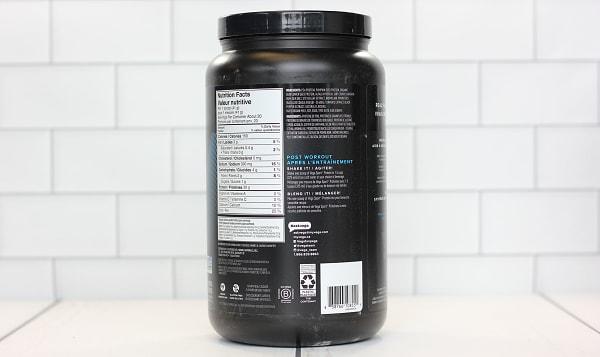 Performance Protein Vanilla