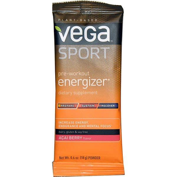 Pre-Workout Energizer Acai Berry