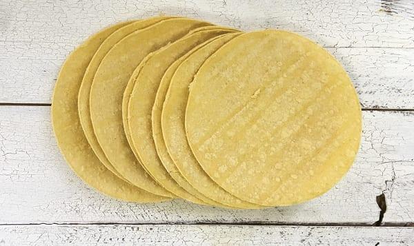 Organic 8  Fajita - Organic Corn Tortillas (Frozen)