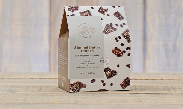 Dark Chocolate & Espresso Almond Butter Crunch