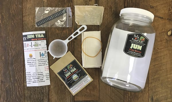 DIY Jun Tea Kit