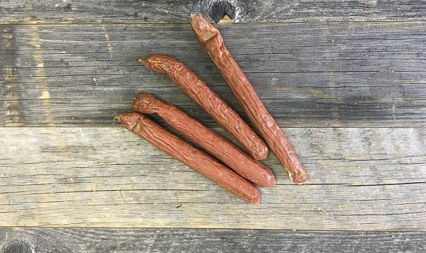 Bison Pepperoni Sticks