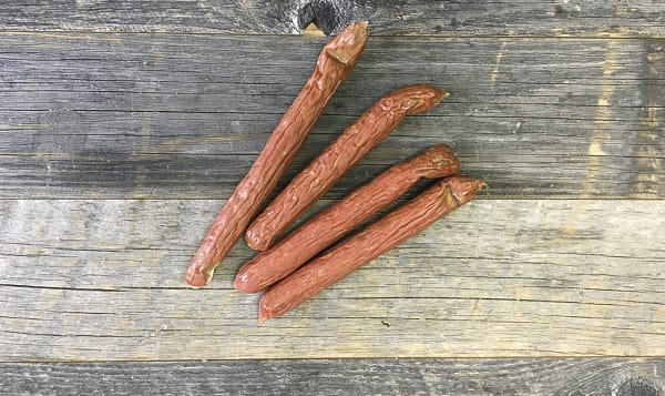 Air Dry Pepperoni Sticks