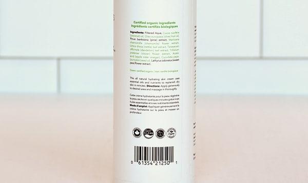 Organic Sweet Pea Skin Cream