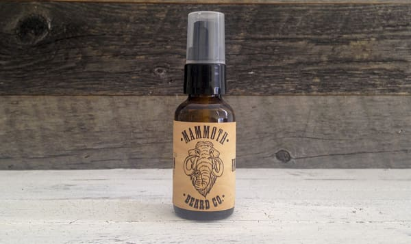 Argan Beard Conditioning Oil - Unscented