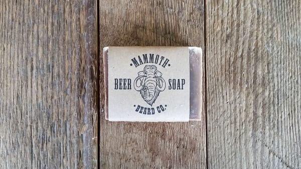 Warthog Ale Beard Bar Soap