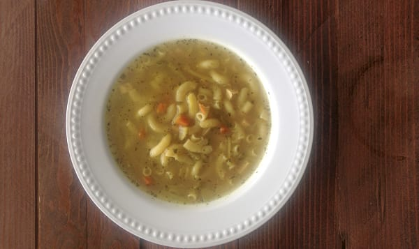 Old Fashioned Chicken Noodle Soup (Frozen)