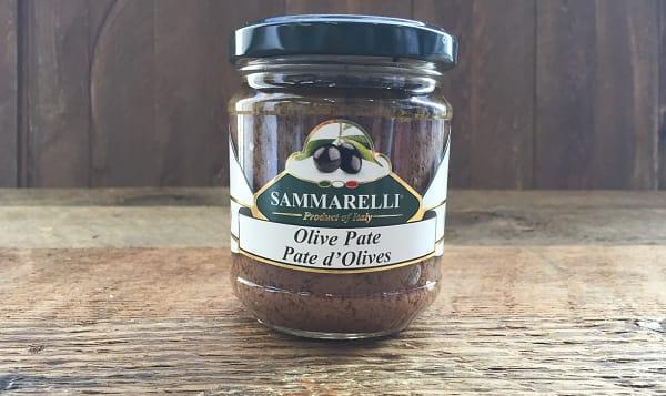 Olive Pate (Tapenade)