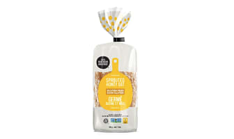 Sprouted Honey Oat Loaf- Code#: BR0423