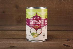 Organic Lemon Ginger Coconut Milk (BPA & Gum Free)- Code#: BU0345