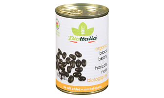 Organic Black Beans- Code#: BU1332