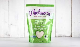 Organic Golden Cane Sugar- Code#: BU915