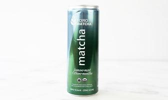 Organic Sparkling Matcha Lemon Mint- Code#: DR1386