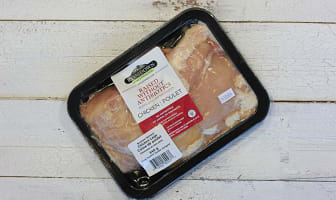 Chicken Legs, Boneless and Skinless - Raised Without Antibiotics (Frozen)- Code#: FZ0171